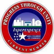 Hunter Creative Group is a Member of The Independence Iowa Chamber of Commerce