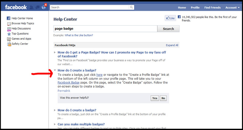 How to Add a Facebook Widget Button to Your Website