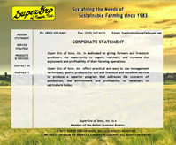 Super Gro of Iowa - Sustainable Farming Methods Specialist in Aplington, Iowa