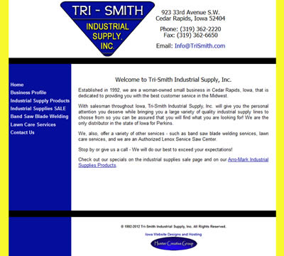 TriSmith Industrial Supply Inc.